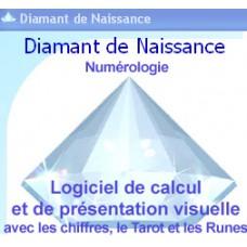 LOGICIEL PROFESSIONNEL DE CALCUL DU DIAMANT DE NAISSANCE