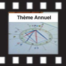 ETUDE - Theme astral annuel VERSION PAPIER