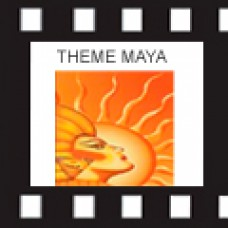 ETUDE - THEME MAYA VERSION PAPIER